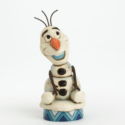 Silly Snowman: Olaf from Frozen, Figurine