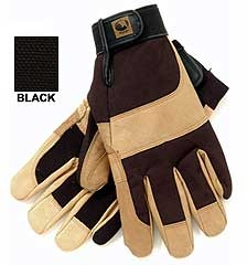 All Season Work Glove - Black
