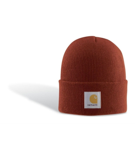 Carhartt Acrylic Beanie Hat - Orange