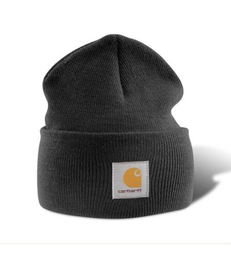 Carhartt Acrylic Beanie Hat - Black