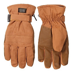Deluxe Insulated Glove - Brown - 3XLarge