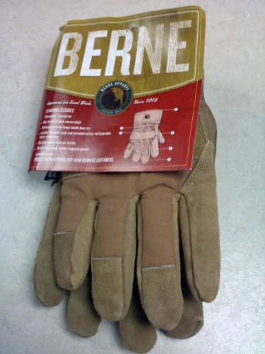 Insulated Glove - Brown - 3XLarge