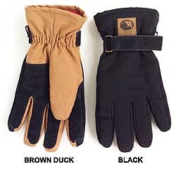 Youth Gloves - Black - Small