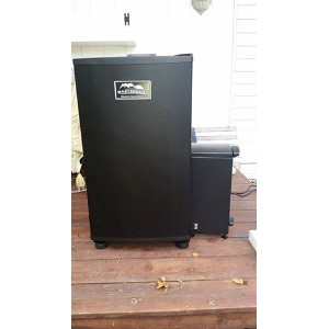 Electronic Controlled Smoker