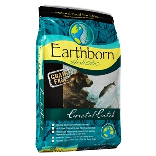 Earthborn Holistic Coastal Catch Dry Dog Food