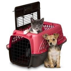 Petmate Double Door Top Load Kennel 19