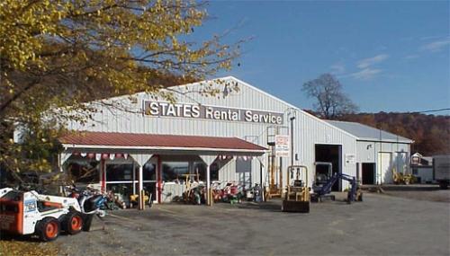 States Rental Service, Inc.