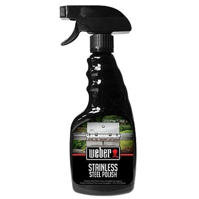 Weber Stainless Steel Polish