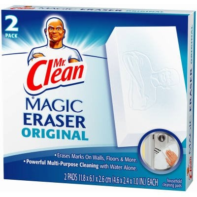 Mr. Clean's Magic Eraser, 2 Count