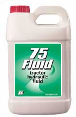 2.5 Gallon 75 Fluid Hydraulic Fluid