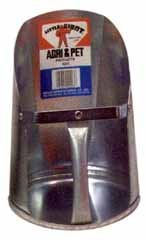 3 QT. Galvanized Feed Scoop