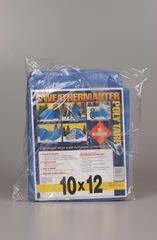 8' X 10' Blue Poly Tarp
