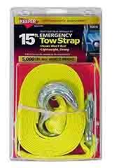 15' Emergency Tow Strap