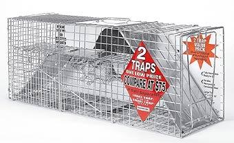 Advantek Animal Traps 2 Pack