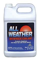 All Weather Antifreeze & Coolant 1 Gallon
