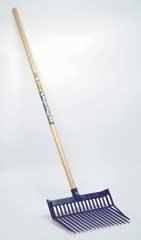 Durafork Blue Bedding Fork