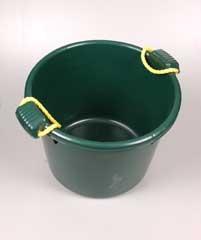 Duraflex Green 70QT. Bushel Muck Tub