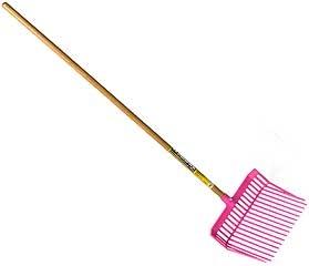 Durafork Hot Pink Bedding Fork