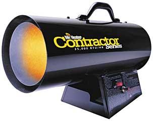 Mr. Heater Forced Air Propane Heater 35K BTU