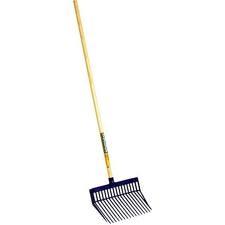 Durafork Purple Bedding Fork