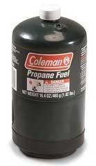 Propane Cylinder 16.4 oz.