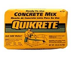 Quikrete Concrete Mix Ready-To-Use 80 lbs.