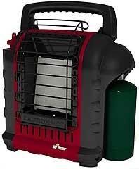 """R Heater Portable """"Buddy"""" Rad Heater 9K BTU"""