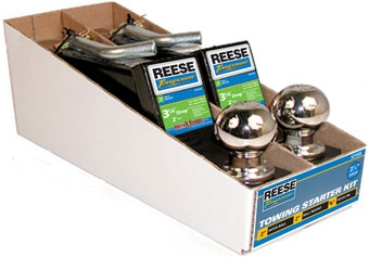 "Reese Towpower Towing Starter Kit 3-1/4"" Drop w/ 2"" Rise"