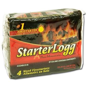 StarterLogg Fire Starter Logs