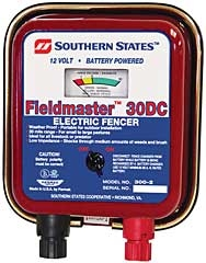 Fieldmaster 30DC Electric Fencer/Charger
