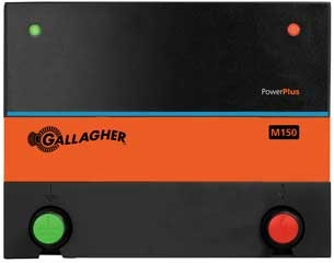 Gallagher PowerPlus M150 Energizer 60-Acres