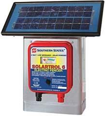 Solartrol 6 Solar Fencer/Charger