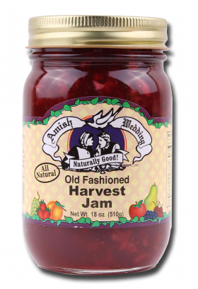 Amish Wedding Harvest Jam