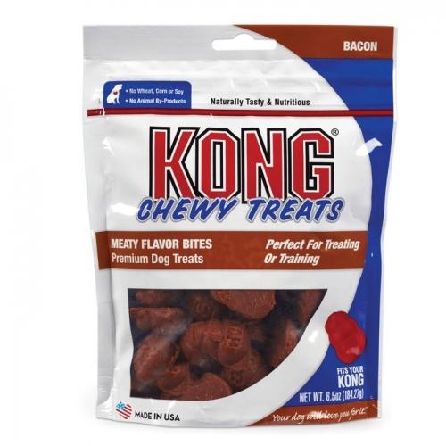 Jakks Kong Meaty Flavor Bites - Bacon