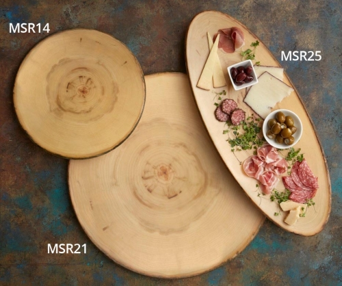 Rustic Wood Melamine Boards