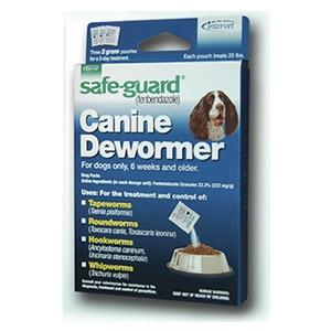 Safe-Guard® 2GM Canine Dewormer