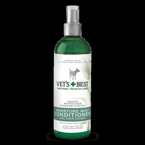 Vet's Best Moist Mist Conditioner 16Oz