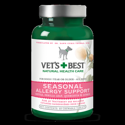 Bramton Vet's Best® Seasonal Allergy Support (60 Tab)