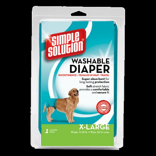 Bramton Company Diaper Garment - XLarge - 55-90 Lbs.  - New  Clamshell Pk.