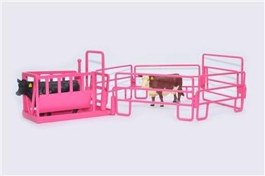 Little Buster Chute Combo Set - Pink