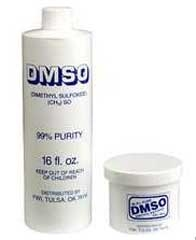 DMSO Gel 4 oz.