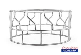 8' 2PC Round Hay Feeder