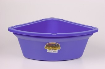 26QT Blue Corner Feeder