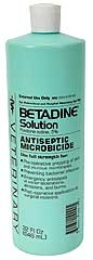 32 oz. Betadine Solution