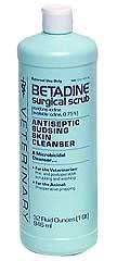 32 oz. Betadine Surgical Scrub