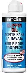 Andis Clipper Oil 4oz.