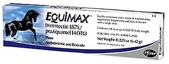 Equimax 6.42 Gram Tube