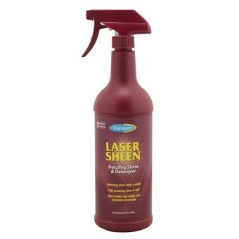 Laser Sheen Conditioner Dazzling Shine/Detangler 32 oz.