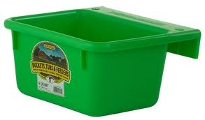 6QT. Lime Green Mini Feeder