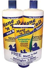 Mane N Tail Combo Pack